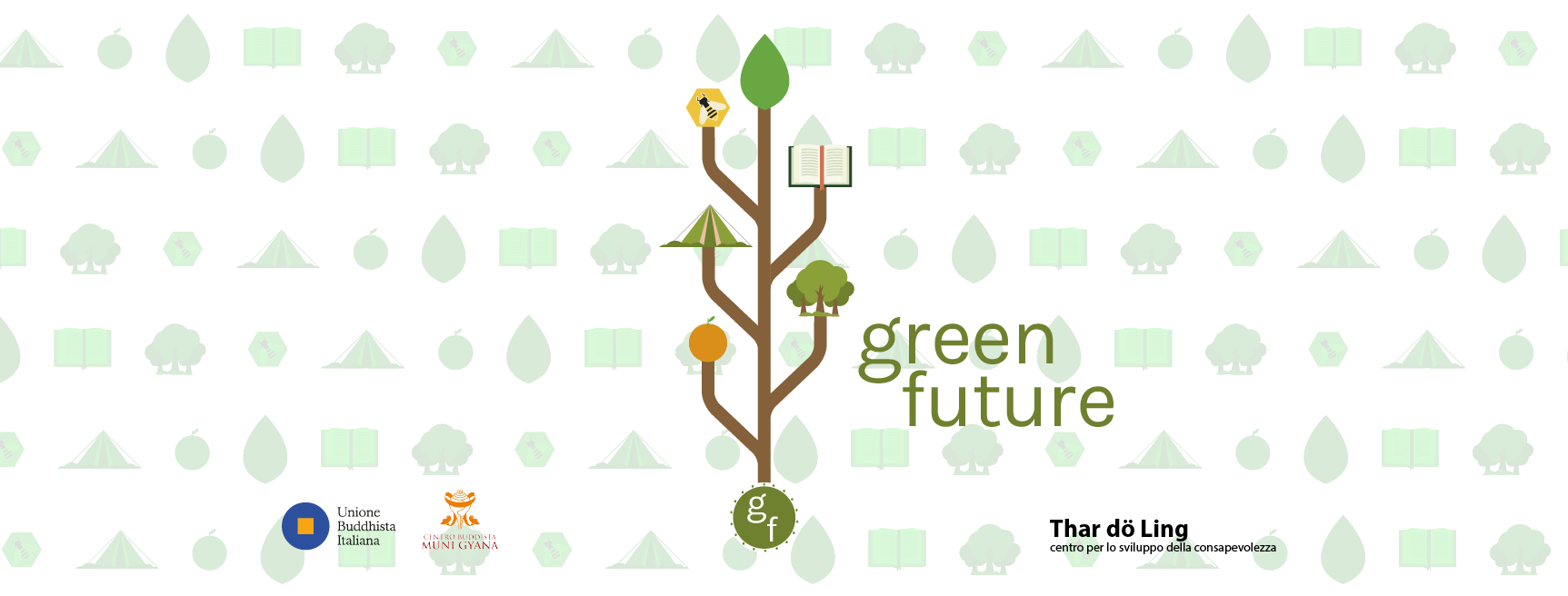 Green futureSAVE THE WORLD BY PLANTING TREE